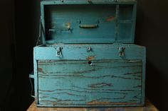 Industrial Machinist Chest