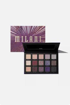 Milani Gilded Twilight Palette   Mercari Drugstore Beauty, Milani, Makeup Palette, Twilight, Eyeshadow, Rolling Makeup Case, Eye Shadow, Eye Shadows