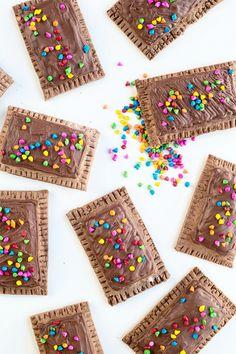Cosmic Brownie Pop Tarts