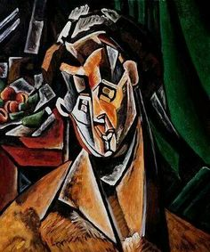Woman with Pears by Pablo Picasso Pablo Picasso, Picasso Paintings For Sale, Stuart Sutcliffe, Different Forms Of Art, Art Forms, Art Gallery, Batman, Artwork, Paintings