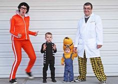 40+ of the Best Family Costumes for Halloween via Brit + Co