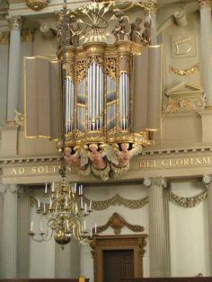 The Van Hagerbeer-organ St. Laurenskerk, Alkmaar