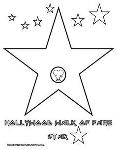 Who else wants a Movie Star Coloring Page? Hollywood movies legends to color. Free coloring sheet of movies stars. Hollywood coloring of James Cagney, Bogart, Cary Grant Cooper, Brando. Hollywood Birthday Parties, Hollywood Party, Hollywood Star, Hollywood Walk Of Fame, Hollywood Theme Classroom, Classroom Themes, Disney Classroom, Star Coloring Pages, Coloring Pages For Kids