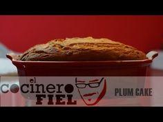 EL COCINERO FIEL # 138 - PLUM CAKE (TAMBIÉN DE ECHAURREN)