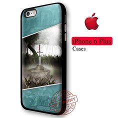 Zelda Sword Snap For iPhone 6 Plus 5.5