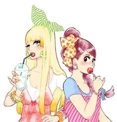my uploads mangacap png kuragehime transparent princess jellyfish Tsukimi Kurashita Kuranosuke Koibuchi mangaedit my manga edits i really liked coloring this! i think they look great transparent edits Princess Jellyfish, Princess Zelda, Disney Princess, Awesome Anime, Me Me Me Anime, Harajuku, Concept Art, Disney Characters, Fictional Characters