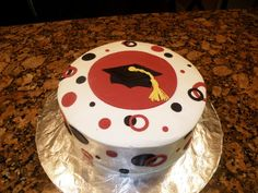 Gamecock Graduation Cake