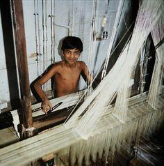 weaver,  child labour