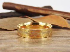 Shop lord of the rings inspired wedding ring set, bands, engagement rings at J Rings Studio. Each individualized ring can be inscribed in the fantastical language of Elvish with a message of your choice. Matching Wedding Bands, Wedding Matches, Wedding Ring Bands, Lord Of The Rings, Rings For Men, Titanium Rings, Couple Rings, Anniversary Rings, Types Of Metal