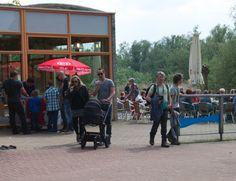 Paasdrukte bij de Biesbosch @ Bezoekerscentrum Dordrecht.