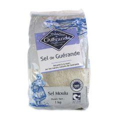 フランス産のゲランドの塩は、うまみがたっぷり詰まっており、パン作り、お菓子作り、お料理に...
