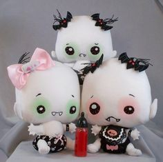 Vampletes ryne wants these for his monster birthday too. hes sick