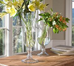 Voluminous Vases #potterybarn
