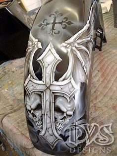 DVS Designs.net - Custom Paint and Airbrushing