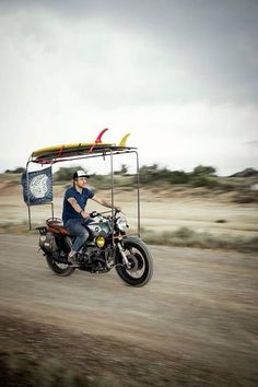 Motorbeach Triumph Bikes, Bmw Motorcycles, Custom Motorcycles, Surf Cafe, Electric Moped, Brat Cafe, Learn To Surf, Adventure Gear, Surf Trip