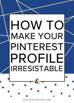 Pinterest, is by far one of the easiest and most fun social media platforms out there. It is a critical tool for your business success, no matter your industry. I know that Pinterest sends more than 10,000 unique hits a month for my website alone; that's