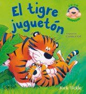 El tigre jugueton (Libros cu-cu sorpresa series) (Spanish Edition): Carmen Gil, Jack Tickle: 9788498253795: Amazon.com: Books