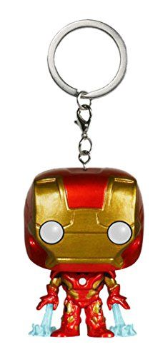 Funko Pocket POP Keychain Marvel  Avengers 2  Iron Man Action Figure ** Visit the image link more details.