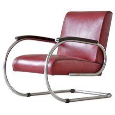 Streamline Cantilever Chair, 1932