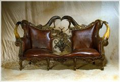 Strange furniture | and Unique Furniture Design by Michel Haillard – Antique, unique ...