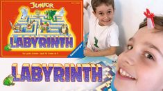 Labyrinth junior |  Ravensburger Abs, Videos, Youtube, Kids, Abdominal Muscles, Youtubers, Six Pack Abs, Video Clip, Youtube Movies