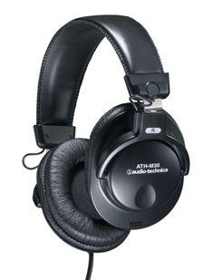 Audio-Technica ATH-M30 - $40