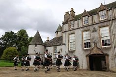 Knock Castle, Haunted Scottish Castles and Stately Homes