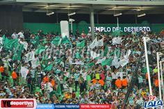 Torneo de Clausura / Temporada 2015-2016 / Viernes, 6 de Mayo de 2016 / Estadio Corona TSM /  Afición