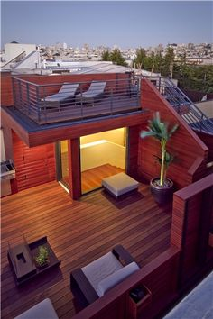 Rooftop Weight Limit Sustainable Rooftop Studio Peek Ancona San Francisco, CA