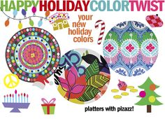You know what they say about platters right? They make a perfecto gift! http://bit.ly/1yLxNO4