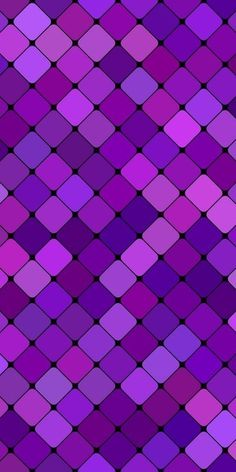 Buy 16 Seamless Purple Square Backgrounds by DavidZydd on GraphicRiver. 16 seamless diagonal rounded square pattern backgrounds in purple tones DETAILS: 16 JPG (RGB files) size: Purple Wallpaper, Purple Backgrounds, Abstract Backgrounds, 3d Wallpaper, Seamless Background, Geometric Background, Background Patterns, Samsung Galaxy Wallpaper, Purple Pattern