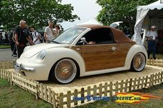 Beetle (New) - vw beetle 282029 - Tuning Cars