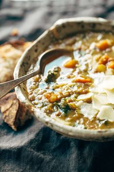 The Best Detox Crockpot Lentil Soup