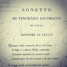 #Sonetto