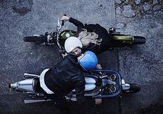 Custom helmet co #motorcycleculture #culturamotera   caferacerpasion.com