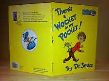 THERE'S A WOCKET IN MY POCKET- Dr. Seuss- 1st Edition, Collector's Edition- 2002 #seuss