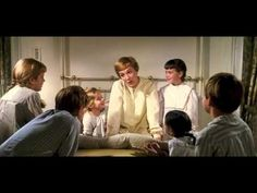 My Favorite Things - Julie Andrews (The Sound of Music) Sound Of Music Youtube, Best Christmas Songs, My Favorite Music, My Favorite Things, Waltz Dance, Robert Wise, Broadway, Best Director, Film Institute