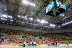 View of the Future Arena on Aug. 7 (ATR)