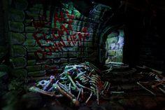 """Kassiopeya Sachenwerkler Du hast Pins gesammelt auf """"Kassiopeya - Modelle""""  """"Welcome to Derry"""" Diorama/ Modell angelehnt an den Roman """"ES / IT"""" von Stephen King #Pennywise #Clown #StephenKing #Stephenkingsit #Remake #Sewers #Catacombs #float"""