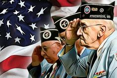 Thank you, gentlemen. Your sacrifices made this world a better place and kept our great nation safe. We owe you a debt we can never repay.