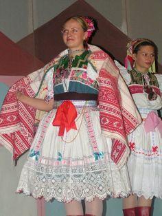 Myslava (today part of town Košice), Abov region, Eastern Slovakia. Costumes Around The World, European Countries, The Shining, Bratislava, Czech Republic, Harajuku, Folk Clothing, Culture, Prague