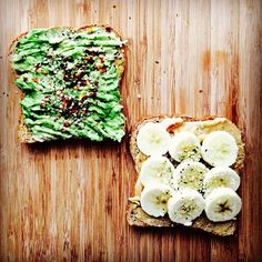 Find the perfect #SweetAndSavory #Pairing ideas #BowAndArrow #HarvardSquare #foodheaven @saltandolive & @followthehoney  Spreadable #food for thought thanks to #repost from @southerncoffeelover  smashed #avocado  crushed red pepper pepper  #himalayan pink sea #salt  lemon juice  the other topped with #honey #peanutbutter #banana & hemp hearts delicious to enjoy with #tea or our @deansbeanscoffee #coffee #whatwillyoumake #creativelife #chef #boston #healthyeats #cleaneating #instagood…