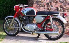 Honda 305 Super Sport 1966