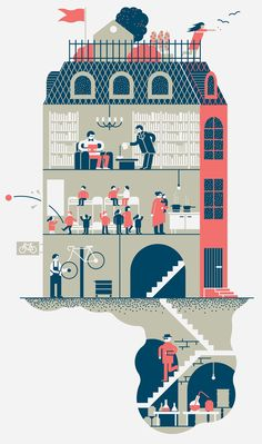Real Estate Buying Guide on Behance