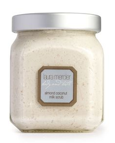 Almond Coconut Milk Scrub by Laura Mercier at Neiman Marcus.