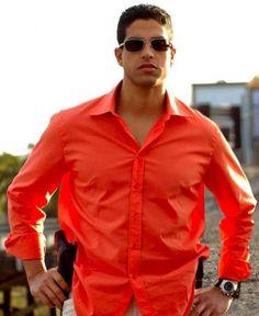 Eric Delko from CSI Miami... Mmmm  gorgeous