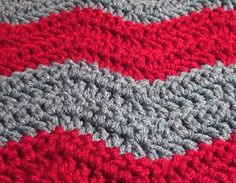 Free Easy to Crochet Afghan Patterns | AllFreeCrochet.com... Want to learn how to to do this