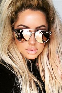 http://rubies.work/0453-sapphire-ring/ Quay X Chrisspy Gemini Sunglasses in Rose Gold