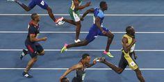 Bolt, l'inégalable a remporté son troisième titre olympique sur 100m