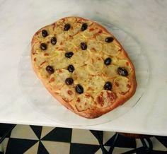 Focaccia de patata para #Mycook http://www.mycook.es/receta/focaccia-de-patata/